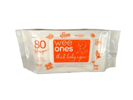Fine Touch Baby Wipes Carton of 12 Packets